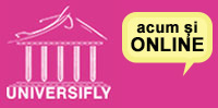 Blogul Universifly Logo
